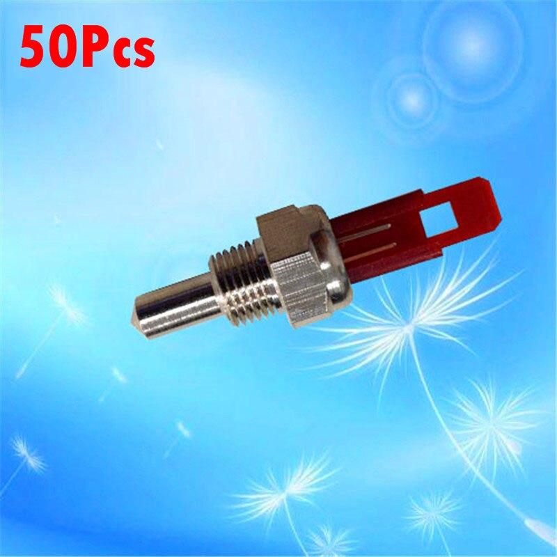 50Pcs aquecedor de água a gás peças de reposição do sensor de temperatura NTC caldeira para aquecimento de água