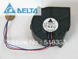 Original Delta BFB0712H 12V 0.36A 7CM 7530 75X75X30 mm centrifugal fan blower аккумулятор delta gx 12 75 12v 75 а ч gel