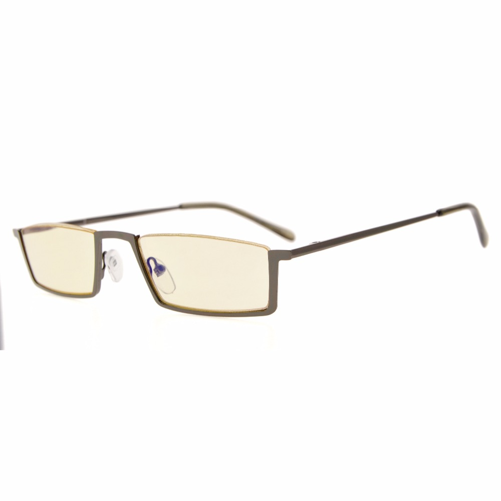 320635d50 Eyekepper CG1613 جودة الربيع المفصلات القراء نظارات القراءة النظارات نصف  حافة الكمبيوتر