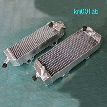 L&R Aluminum Radiator For KTM 400 450 525 540 SX/EXC/XC 2003-2007 2004 2005 2006