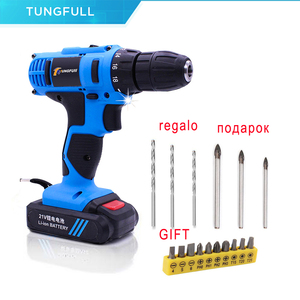 Tungfull Cordless Rechargeable