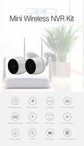 Image 3 - Wireless mini Sistema di Telecamere di Sicurezza HD 1080 P Wifi Mini NVR Kit di Video Sorveglianza Esterna Casa Senza Fili del IP Della Macchina Fotografica Set