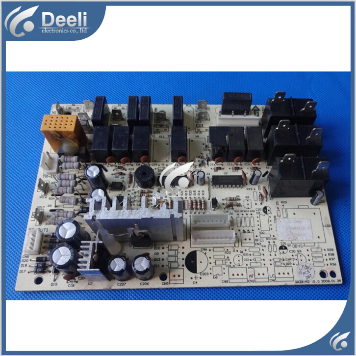 Подробнее о 95% new good working for air conditioning Computer board 3453E 30033066 GR3X-A2 pc board circuit board on sale 95% new good working for air conditioning computer board ju7 820 1730 pow 20fh pc board circuit board on sale