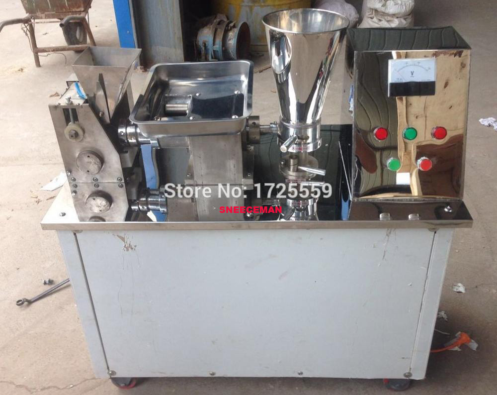 full automatic sambusa maker food dumpling maker machine  Industrial Automatic momo Dumpling Maker low energy consumption dumpling maker machine