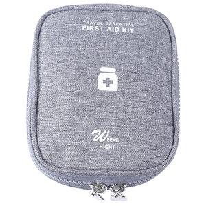 Image 5 - Pusta apteczka awaryjny pojemnik na akcesoria medyczne przenośna torba podróżna na zewnątrz Camping Survival torba medyczna o dużej pojemności dom/samochód