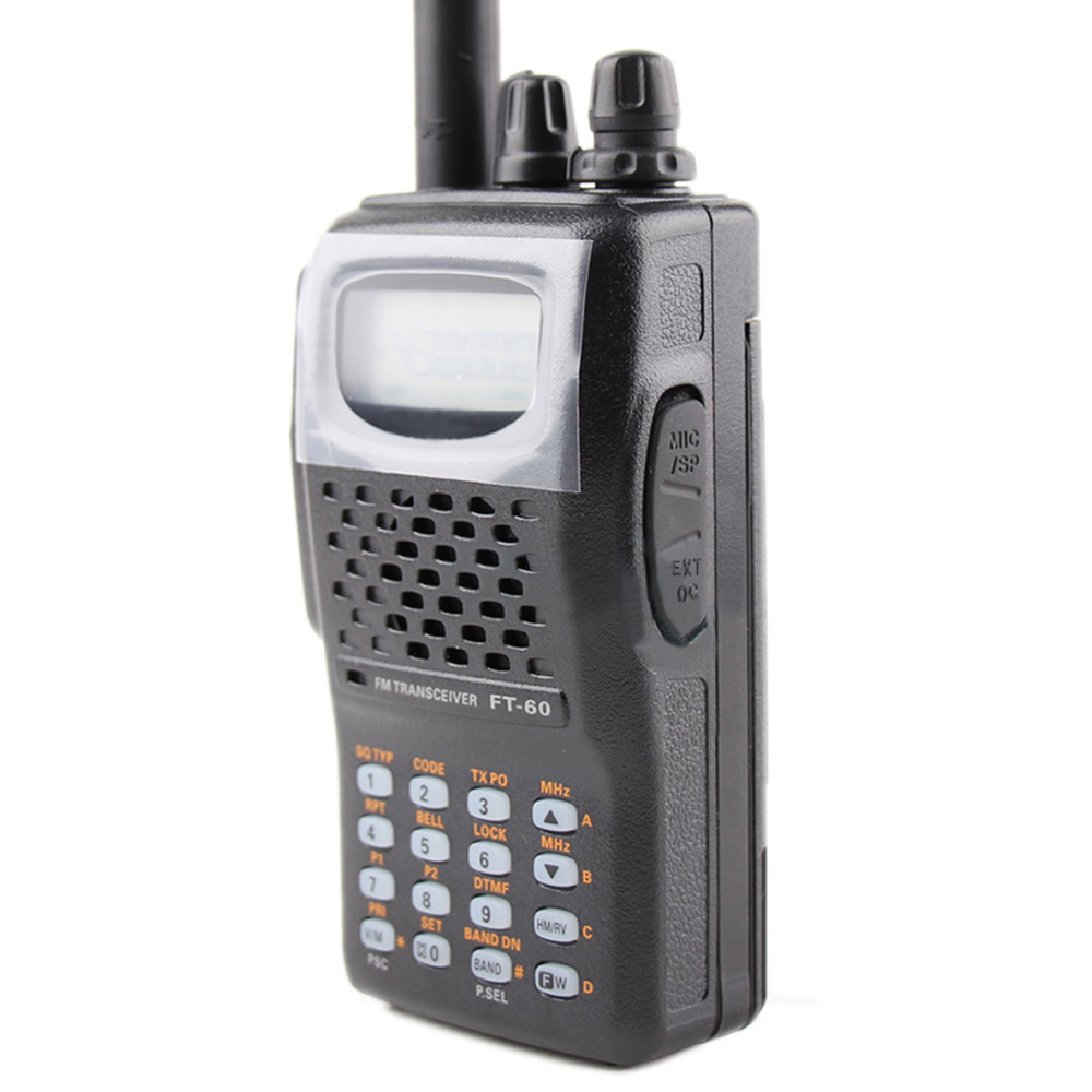 Image 3 - General for Walkie Talkie YAESU FT 60R Dual Band 137 174/420 470MHz FM Ham Two Way Radio Transceiver YAESU FT60R Radio-in Walkie Talkie from Cellphones & Telecommunications