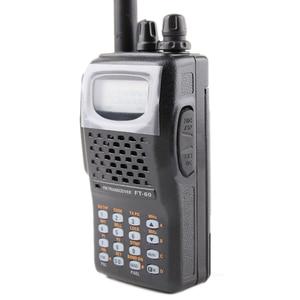 Image 3 - General for Walkie Talkie YAESU FT 60R Dual Band 137 174/420 470MHz FM Ham Two Way Radio Transceiver YAESU FT60R Radio