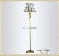 Luxury Copper Floor Lamp Fortuny Moda Floor Lamp Modern Standard Lamp Royal Floor Standard Light