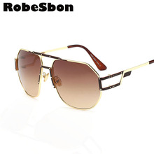 New Brand Designer Sunglasses Women Big Frame Glasses for Men Oversized Vintage Sun glasses Classic Accessories Mode Gafas D