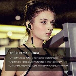 Image 2 - 1more auriculares inalámbricos con Bluetooth 4,2, dispositivo intrauditivo deportivo para correr, con micrófono