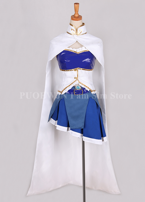Image 2 - Anime Puella Magi Madoka Magica Cosplay Miki Sayaka Cosplay Costume Halloween Custom Made-in Anime Costumes from Novelty & Special Use