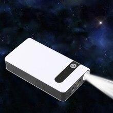 2018 Top Dispositivo de Arranque de Emergencia Coche de Arranque Salto 12 V Banco de la Energía Mini Cargador para Batería de Refuerzo Coche Buster Diesel