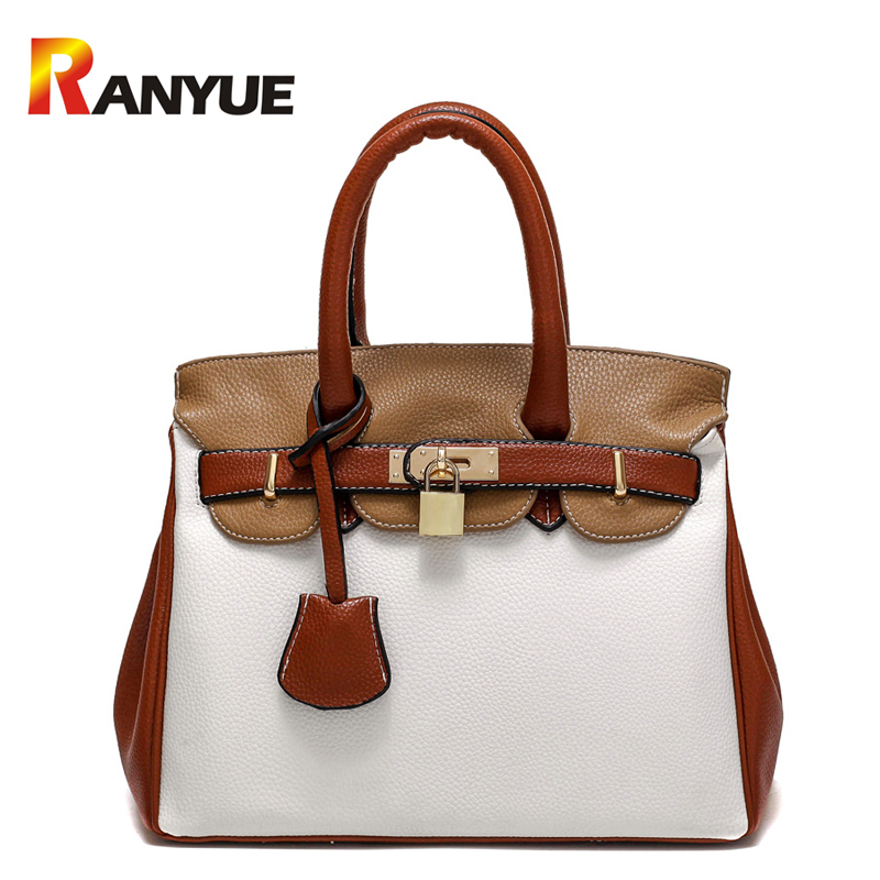 2017 Luxury Handbags Women Bags Designer Fashion Lock Ladies Hand Bags PU Leather Shoulder Crossbody Bags For Women Tote Bag Sac feral cat women small shell bag pvc zipper single shoulder bag luxury quality ladies hand bags girls designer crossbody bag tas
