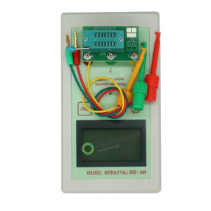 Image 2 - MK 328 ESR Meter Tester Transistor Inductance Capacitance Resistance LCR TEST MOS/PNP/NPN Automatic Detection Newest
