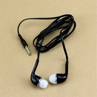10pcs Lot In Ear Stereo Earphone Mic Control For Samsung Galaxy Note 2 S3 S4 S5free