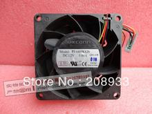 For For 5A PIA080K12S of Foxconn 8038 8cm modified car booster violence fan wind capacity+cooling fan(China)