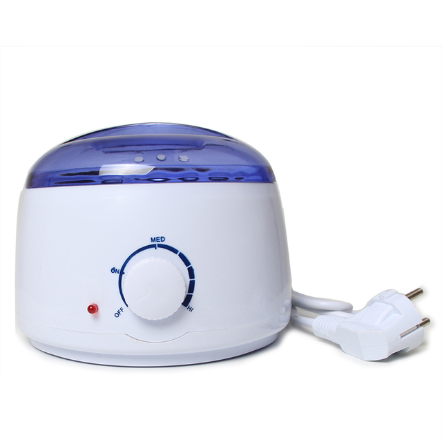 2016 Professional Wax Paraffin Heater Warmer Heater Body Depilatory Epilator Paraffin Rechargeable Hair Removal Machine I095