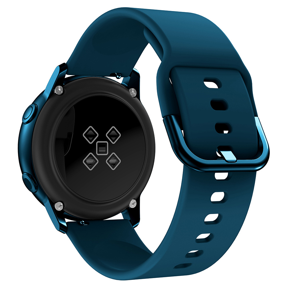 Image 5 - Band for Samsung Galaxy Watch active 42MM Soft Breathable Replacement Strap Sport Wristband For Samsung Galaxy Watch accessories-in Smart Accessories from Consumer Electronics