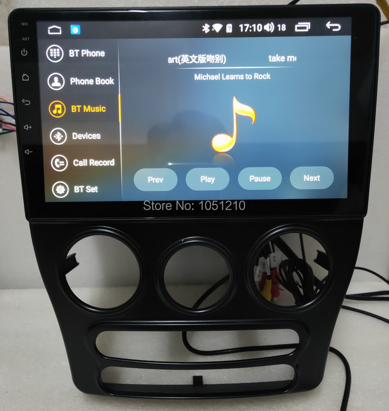Ouchuangbo android 9 0 multimedia player radio gps for Chery QQ 2014 2018 with mirror link 8 core 4GB RAM 64GB in Car Multimedia Player from Automobiles Motorcycles