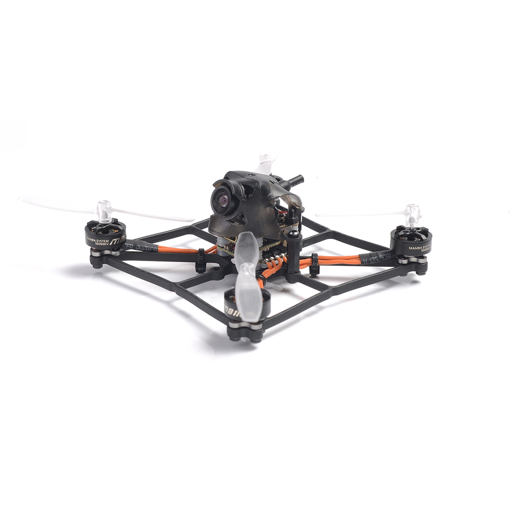 Diatone GTB239 105mm 2.5Inch 3S KababFPV Joint Design PNP FPV Racing RC Drone(China)