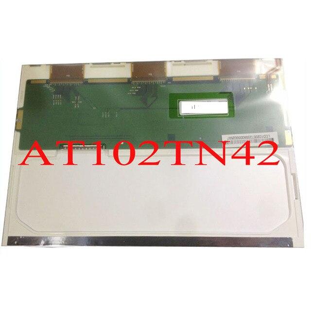 10.2 inch AT102TN42 1024*600 TFT LCD Display Panel 30PIN laptop lcd screen Free shipping