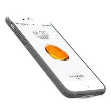 Новых Формовочных Тонкий Резервного Питания для iphone дополнительный аккумулятор Аккумулятор для iphone 7