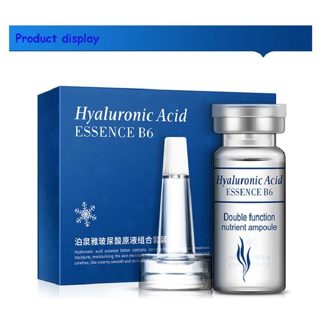 2018   Facial Serum Moisture Hyaluronic Acid Vitamins Serum Face   Anti Wrinkle Anti Aging Collagen Liquid Essence 2
