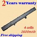 14.8 В 2600 МАЧ Батареи Ноутбука A41N1308 A31N1319 0B110-00250100 X551C X551CA Для Asus X451 X551 X451C X451CA Серии 4 клеток