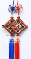 Decoration Arts Crafts Girl Gifts Get Married Korean Restaurant Decoration Wooden Frame Wall Pendant Ornaments Home