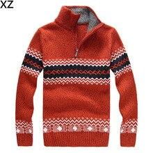 2016 Men Sweater High Quality Men Pullover Winter Sweater Jumpers Pullover Sweater Men Plus Size New Men Casual Sweater Hot Sale