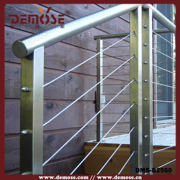 outdoor balcony sample stainless steel railing on Aliexpress.com ...
