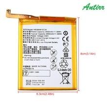 Новинка для huawei P9 Батарея высокое качество 2900 мА/ч, HB366481ECW Замена запасной аккумулятор для huawei P9 смартфон+ Инструменты