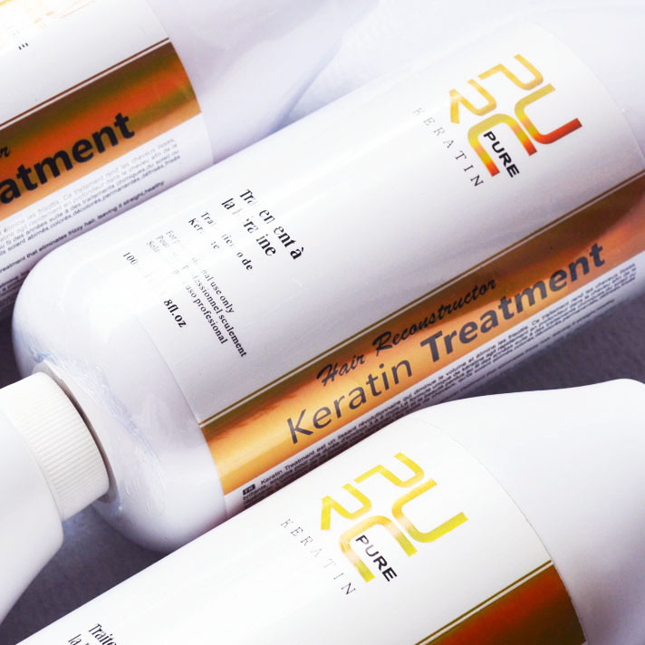 Hot sale Keratin the brazilian hair treatment 1000ml 5% formalin keratin treatment for black hair Fedex free shipping стоимость