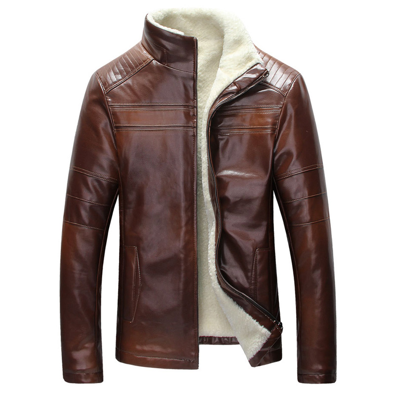 Super Quality Mens Faux Leather Jacket China Online Store Top Sale ...