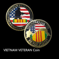 2015 new design 5pcs/lot Free shipping,1oz 24kt gold plated united states air force chanllenge coin