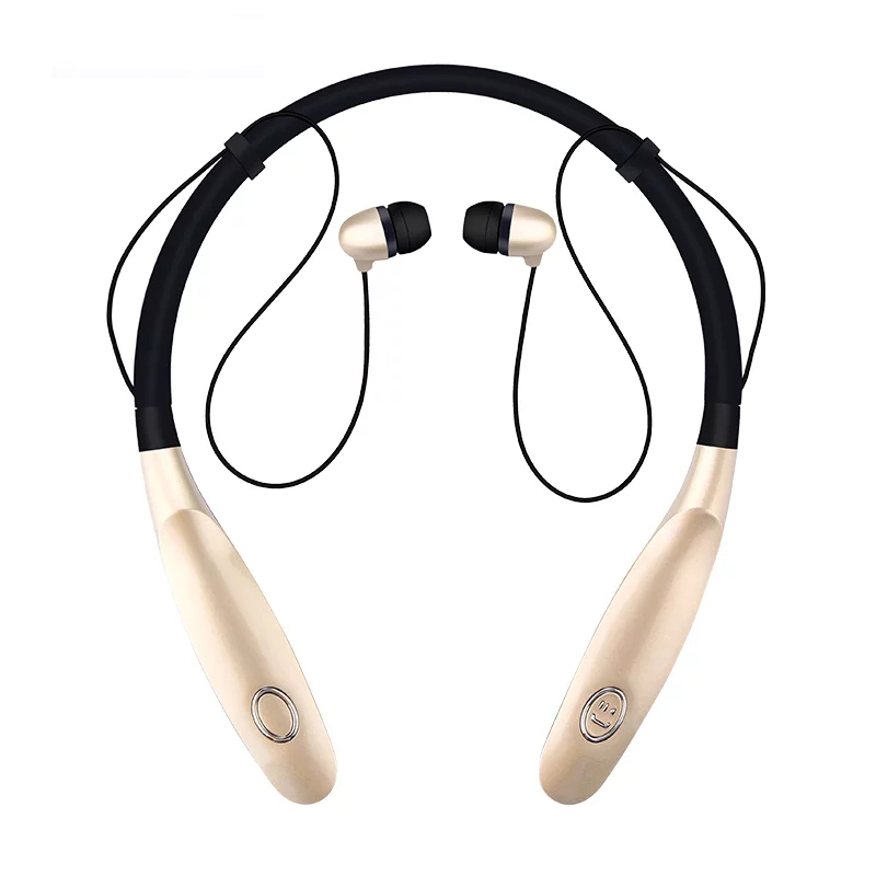 Wireless Bluetooth Headset Sports Bluetooth Earphones Headphone with Mic Bass Earphone for Samsung iphone Auriculare hot sale ttlife smart bluetooth 4 1 earphone upgraded wireless sports headphone portable handfree headset with mic for phones