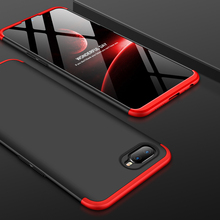 """360 Full Shockproof Case For OPPO RX17 Neo Case 3 in 1 Hard PC Cover Case For OPPO RX17 Neo RX 17 Neo CPH1893 Capa 6.4"""""""