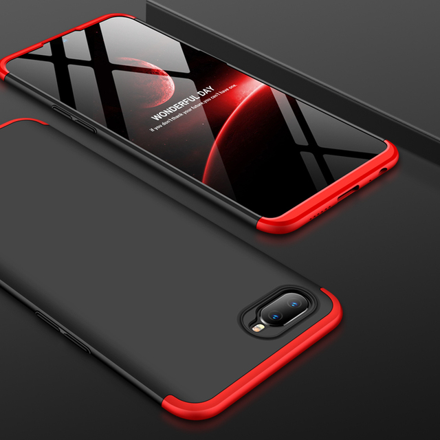 360 Full Shockproof Case For OPPO RX17 Neo Case 3 in 1 Hard PC Cover Case For OPPO RX17 Neo RX 17 Neo CPH1893 Capa 6.4
