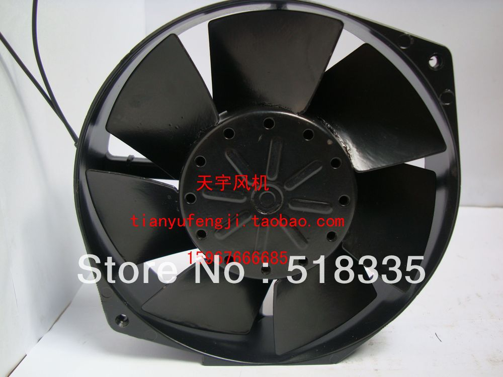 PAPST UT797C AC 220v 170 * 150 * 38mm high-temperature fan