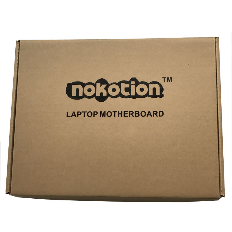 NOKOTION LA-5754P материнская плата для ноутбука lenovo G565 Z565 системная плата для ноутбука DDR3 11S69038329 Бесплатный процессор