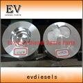 For Komatsu Excavator Yanmar 4TNE98 4D98 4D98E piston YM129907-22120 YM129907-22080