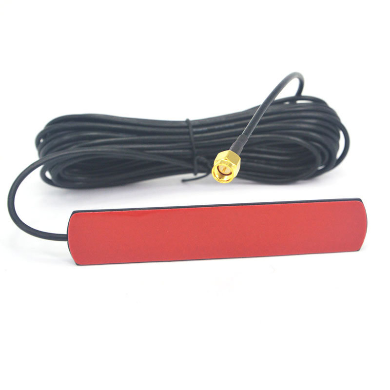 2dbi - 3dbi GSM antenna 824-960Mhz 1710-1990Mhz SMA plug male connector gsm Aerial 6M Cable