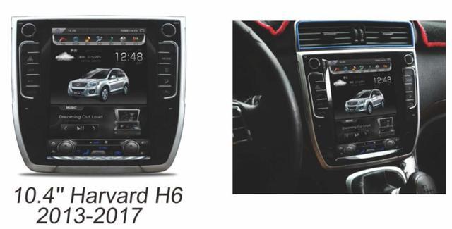 """Otojeta Вертикальная 10,4 """"4 ядра Android 6,0 2 Гб оперативной памяти dvd-плеер автомобиля для Великой Стены HAVAL H6 2013-2017 Мультимедиа стерео головного устройства"""