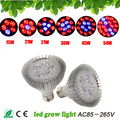 FREE Shipping 15W 21W 27W 36W 45W 54W E27 LED Grow Light Lamp for Flowering Plant & Hydroponics System AC85-265V Plant Lamp