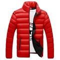 Новые люди зимние пальто пуховик с капюшоном зимнее пальто (Азиатский размер M-4xl) 4 цветов