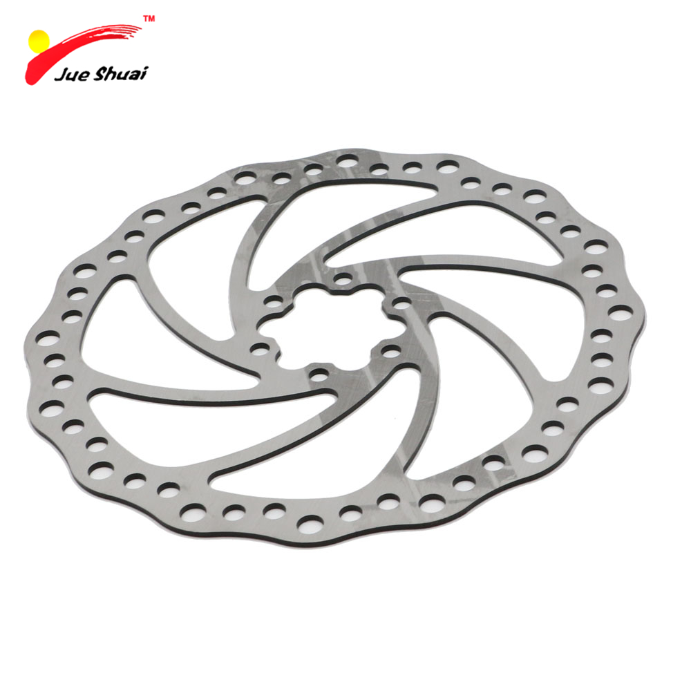 Freins à disque de vélo aluminium 160mm argent plaquettes de frein à disque pour route de montagne vtt vélo freins hydrauliques pour vélos pièces de vélo