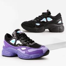 Купить с кэшбэком JINBEILEE Mesh Breathable Platform Shoes Fashion Casual Sports Shoes Women Lightweight Slip Lace-Up
