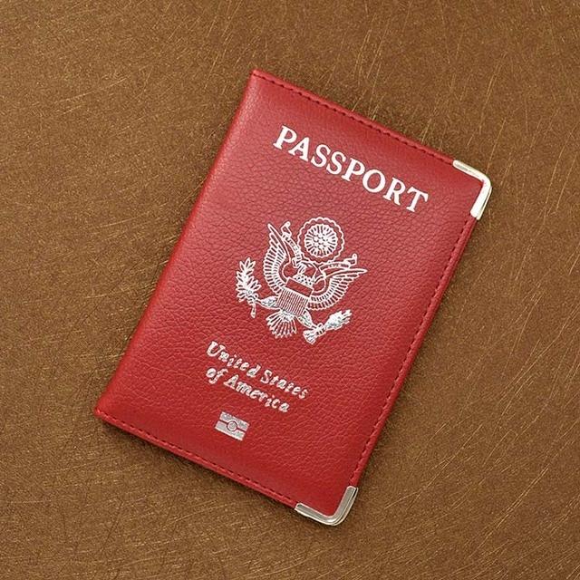 * * Housse de protection pour passeport marchandise passeport-Protection des données Housse RFA