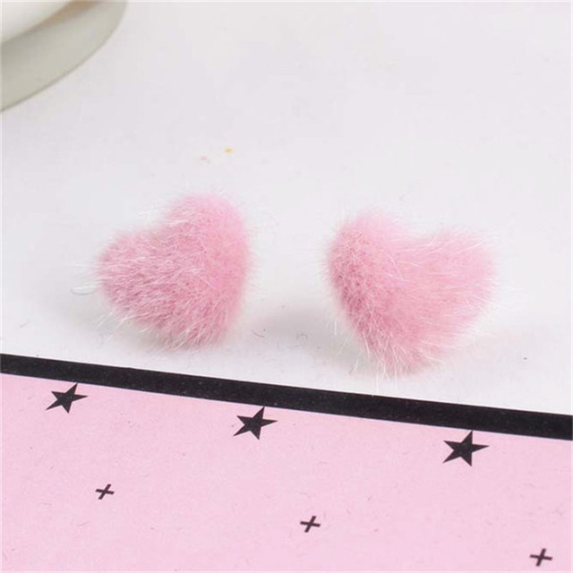 Cute Candy Color Plush Ball...