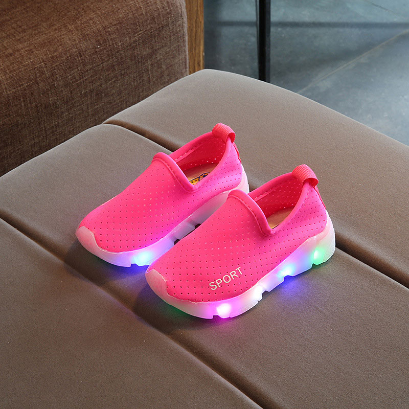 led shoes baby light shoes